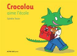 Crocolou aime l'ecole