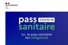 [ Passe sanitaire ] : PASSE SANITAIRE A LA BIBLIOTHEQUE A PARTIR DU 9 AOÛT